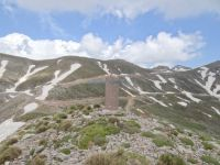 Achaia - Chelmos Mountain - Route to Aristarchos Telescope - Top