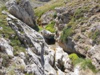 Achaia - Chelmos - Path to Styx Waters - Small Waterfalls