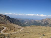 Achaia - Chelmos - Kria Vrissi - View from Antenna