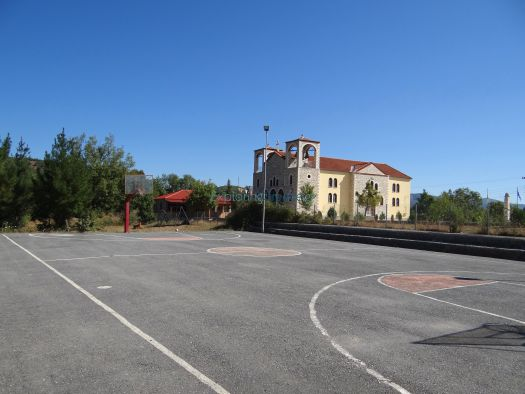 Achaia - Kouteli - Basketball Field