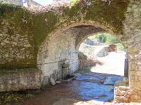 Achaia - Old Kouteli - Fountain