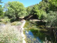 Achaia - Georgeika - Sources of Selinous River