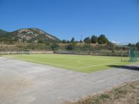 Achaia - Bouboukas - Field Courts