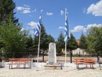 Achaia - Kriovrissi - War Memorial