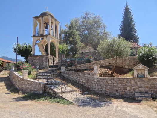 Achaia - Kastria - The Holy Mary Church