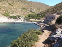 Dodecanese - Agathonisi - Castle Area