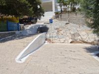 Dodecanese - Agathonisi -  Parking