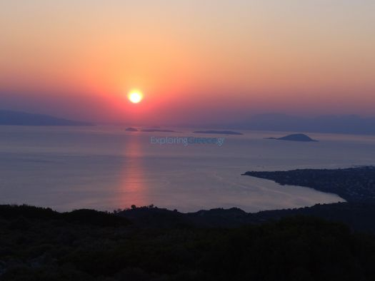 Aegina - Profiti's Ilias hill top