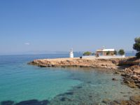 Aegina - Lighthouse