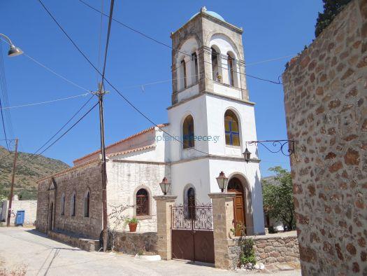 EG  Agios Dionissios (Church) [ATTIKI, EGINA]
