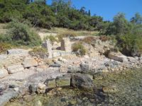 Aegina - Kolona's Beach - Archaeological Finds