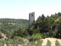 Middle Age Tower - Agios Vasilios