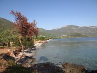 Poulitrha Beach to St. Georgios