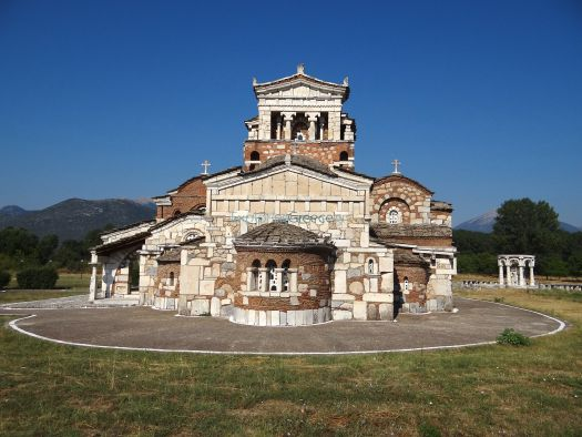 Ag. Fotini Church - Mantinia