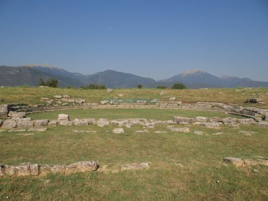Ancient Mantinia - Theater