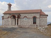 To Varson Monastery - Church of Timiou Stavrou