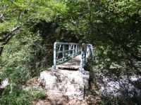 Bridge over Lousios River (path from Prodromou Monastery to Philosophou)