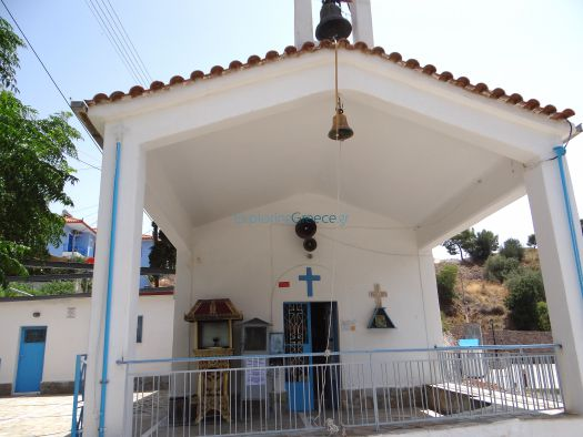 South Kinouria- Sampatiki-Small church of archangels Mihail and Gavriil