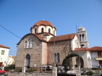 North Kynouria- Astros- Agios Konstantinos church