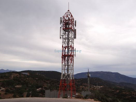North Kynouria- Astros- Telecommunication radar