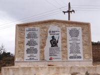 North Kynouria- Oreini Meligou- Monument
