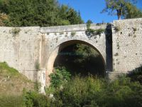 Bridge in Dimitsana's Entrance
