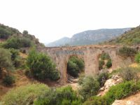 Old Waterbridge of Loukous Monastery