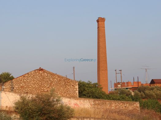 Astros - Old Industry's Chimney