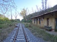 Arkadia - Issari - Old Train Station