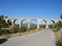 Manaris Arkadias - Train Bridge with Eight Arcs