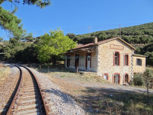 Manaris Arkadias - Old Train Station