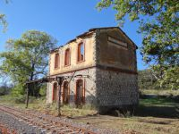 Leontari Arkadias - Train Station Leontariou