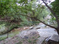 Arkadia - Chora - Erimantho's River Small Bridge