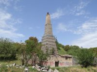 Old Chimney - On the Road from Sanaotium Makris to Tripolis