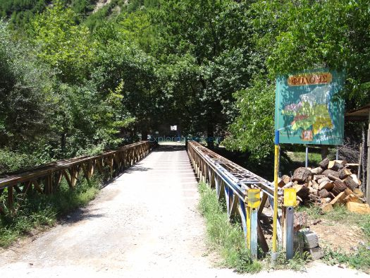 Arkadia - Elea - Bridge of River Erimanthos