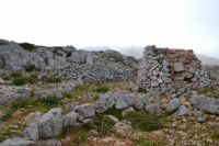 Dodecanese - Chalki - Stone House for Agricultural works (Kyfi)