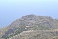 Dodecanese - Chalki - Dodecanese - Chalki - View to the Castle