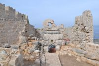 Dodecanese - Chalki - Castle