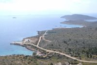 Dodecanese - Chalki - View to Kania Beach