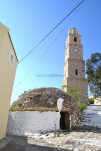 Dodecanese - Chalki - Old Water Tank