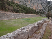 Fokida-Delphi-Ancient Stadium