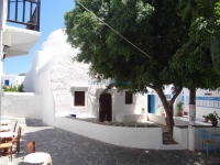 The church of Stavros in Chora, Folegandros