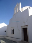 The church of Taxiarchis in Chora, Folegandros
