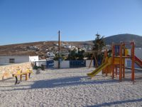 Cyclades - Folegandros - Chora - Play Ground