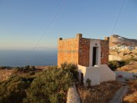 Cyclades - Folegandros - Chora - Traditional Pigeon House