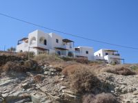 Cyclades - Folegandros - Agkali - Rooms to Let