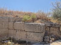 Corinthia - Isthmia - Ancient Walls