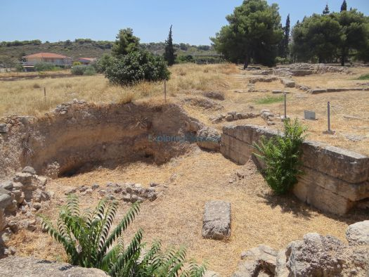 Corinthia - Archeological Site - Devotional Caves