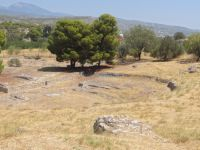 Corinthia - Archeological Site - Θέατρο