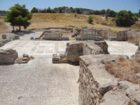 Corinthia - Archeological Site - Roman Baths